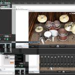 ドラムのVST、MT Power Drum Kit 2 を REAPERで使ってみる