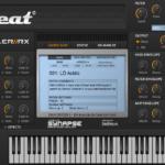Zampler RX 2 のプリセット音源のダウンロードでWAVファイルを…