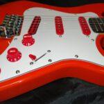 激安ギターのピックアップを交換